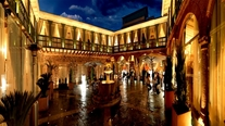 Image_207_aranwa_cusco_boutique_hotel-courtyard_at_night