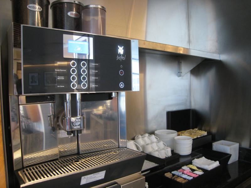 Espresso Machine, AMEX Centurion Lounge, Las Vegas