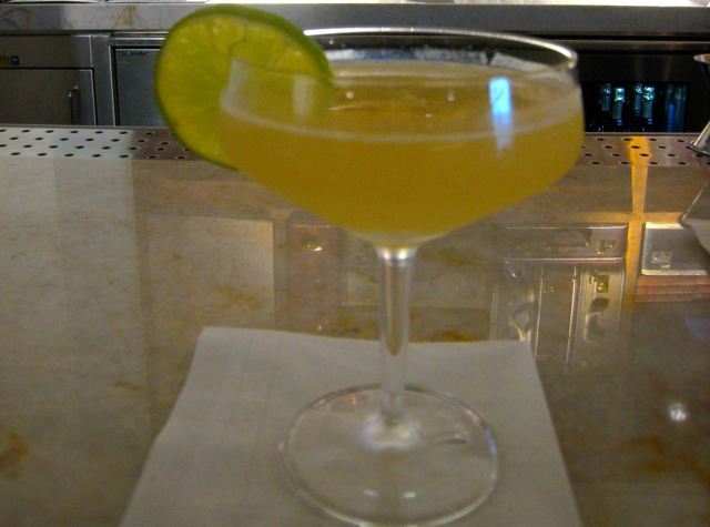 Airmail Cocktail, AMEX Centurion Lounge, Las Vegas