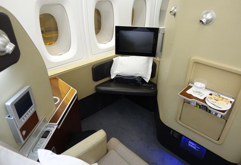 Qantas First Class A380 Review Travelsort