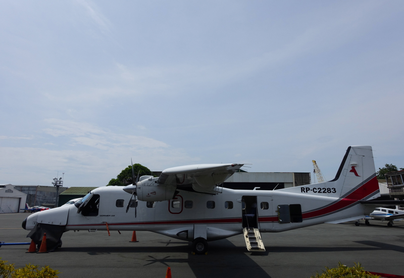 Amanpulo Review-Island Aviation Charter Flight