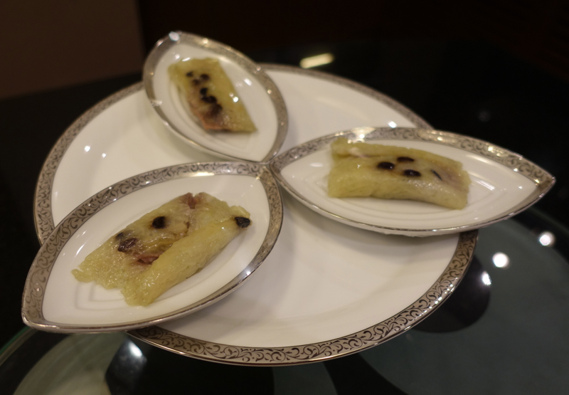 Thai Royal First Lounge Bangkok Review - Sweet Sticky Rice