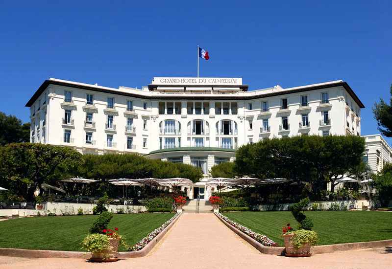 Grand Hotel du Cap-Ferrat, a Four Seasons Hotel