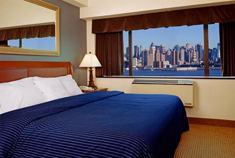 Sheraton Lincoln Harbor, Weehawken, New Jersey