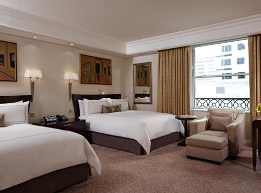 hotel rooms for families the peninsula new york grand luxe room 2