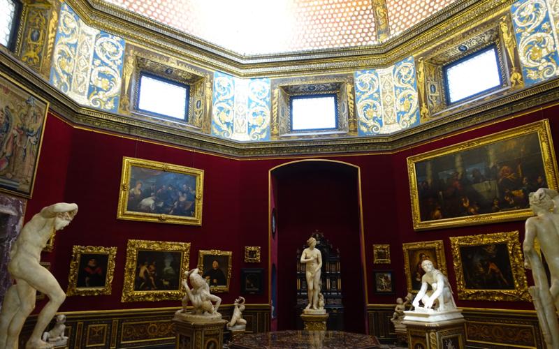 Tribuna, Uffizi Gallery, Florence