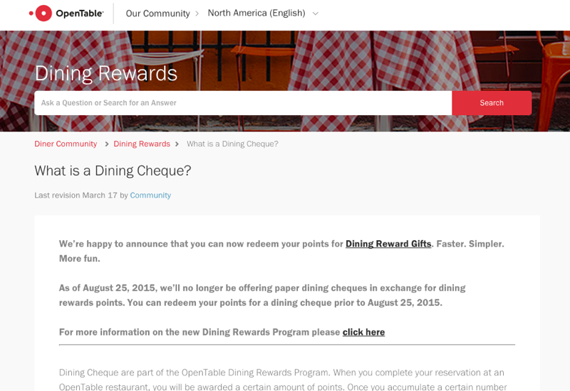 opentable rewards chart 3