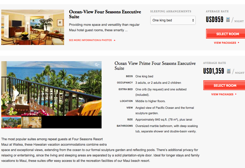 Why Switch to Four Seasons Preferred Partner from AMEX FHR