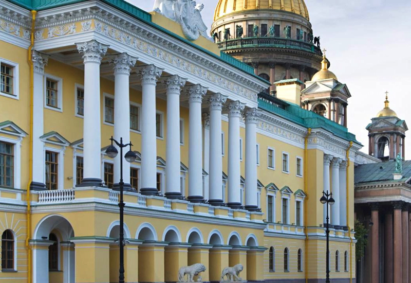 Four Seasons Lion Palace, St. Petersburg Russia