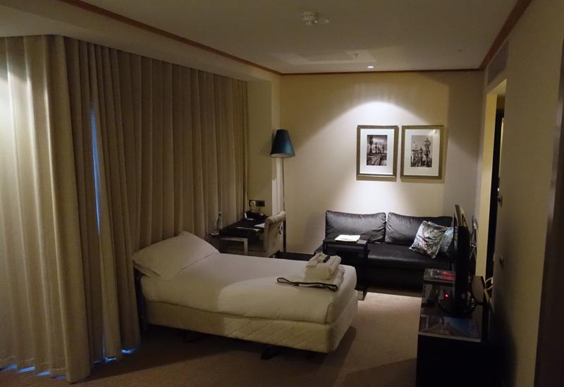 Superior Room, Sofitel Auckland Review