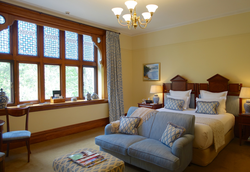 Clark Suite, Otahuna Lodge Review