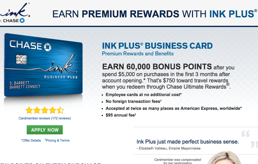 Chase 5-24 Rule and Why to Get the Ink Plus Now