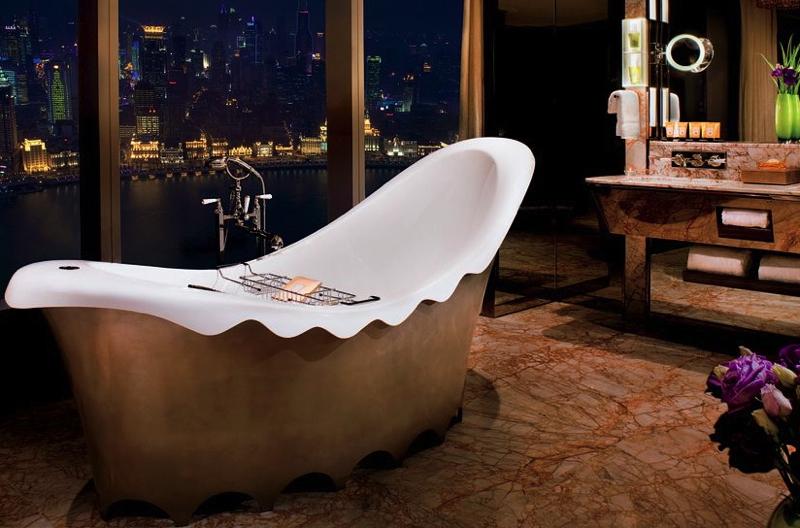 Ritz-Carlton Shanghai Pudong: Guaranteed Double Upgrade