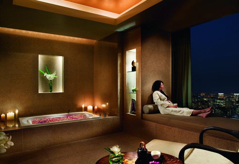 Ritz-Carlton Tokyo: Guaranteed Upgrade