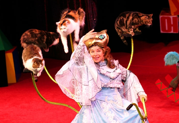 Moscow Cat Theater, Russia
