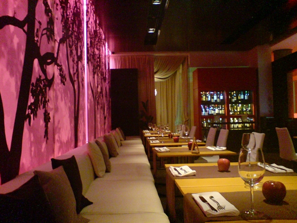 Restaurant, Golden Apple Boutique Hotel, Moscow, Russia