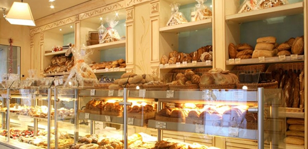 Volkonsky Bakery, Moscow, Russia