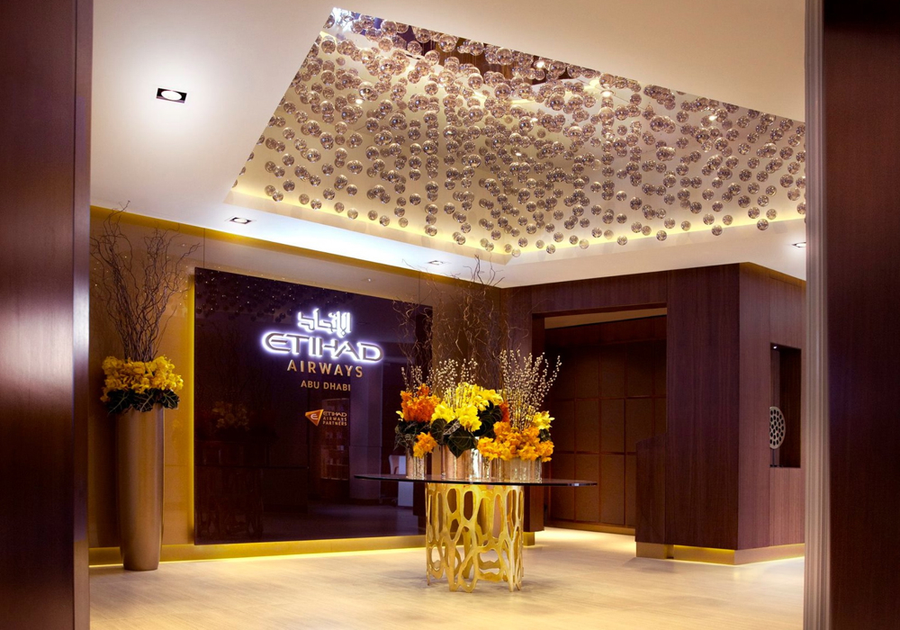 Etihad New First Class Lounge Abu Dhabi Now Open Travelsort