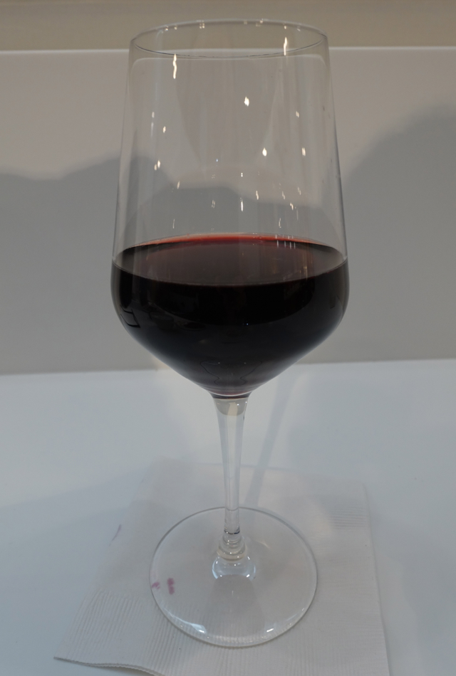 North by Northwest Red Wine, AMEX Centurion Studio Seattle Lounge Review
