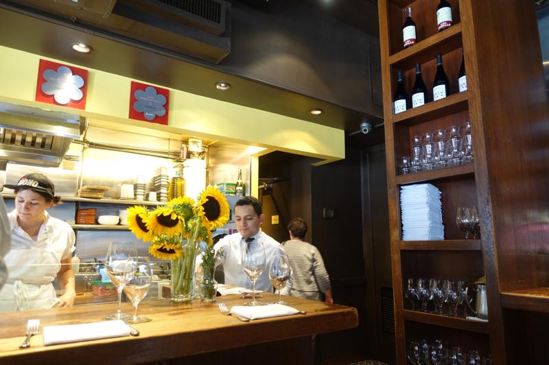 Review casa mono new york 1 michelin star travelsort - Casa mono restaurante ...