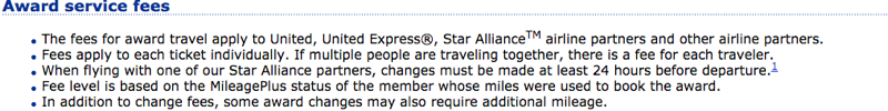 MileagePlus: No Changes to Star Alliance Partner Awards Less THan 24 Hours Before Flight