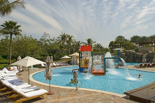 Kids' Pool at Grand Hyatt Dubai