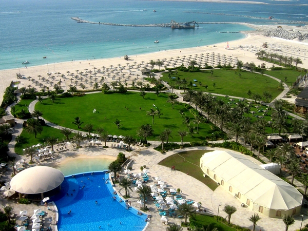Le Royal Meridien Beach Resort, Dubai