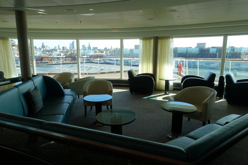 Seabourn Quest Observation Bar