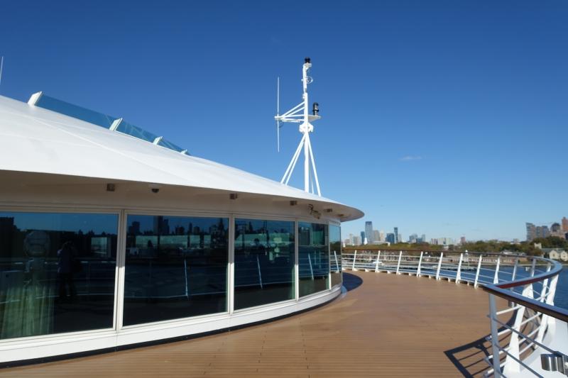 Seabourn Quest Observation Deck
