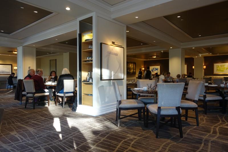 Seasons Restaurant, Four Seasons Washington, DC Review