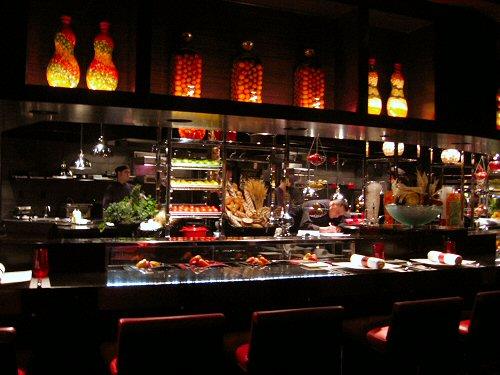 Five-star French dining at Joel Robuchon Restaurant
