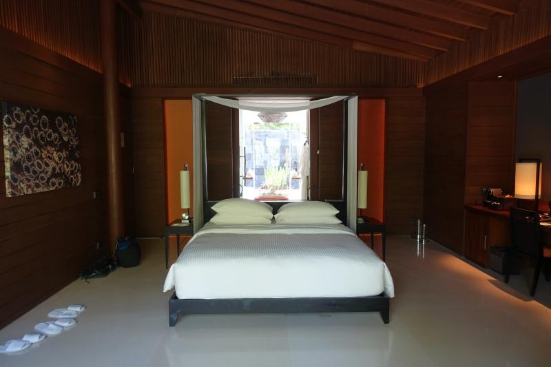 Park Pool Villa, Park Hyatt Maldives Review