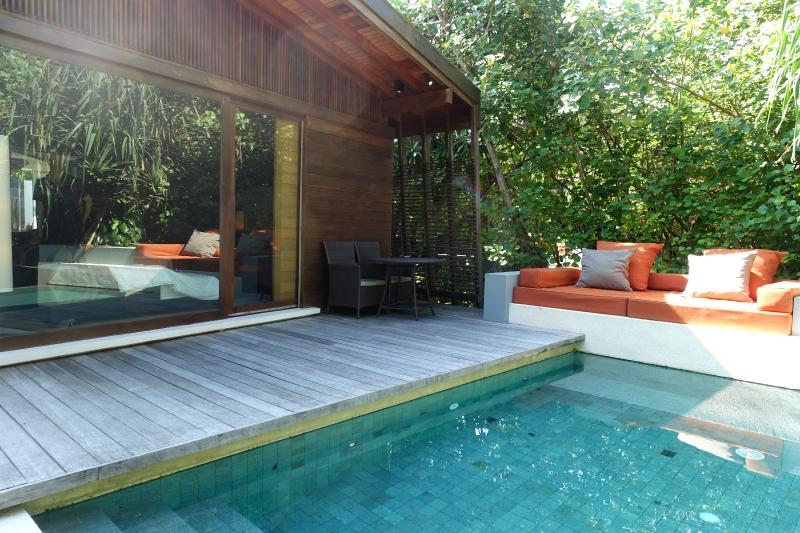 Park Pool Villa, Park Hyatt Maldives Review 2016