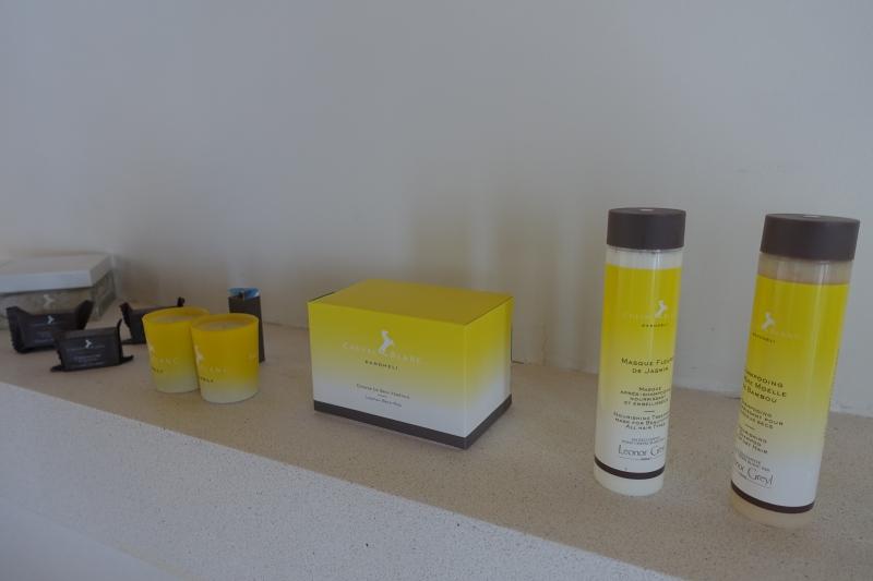 Cheval Blanc Randheli Bath Products