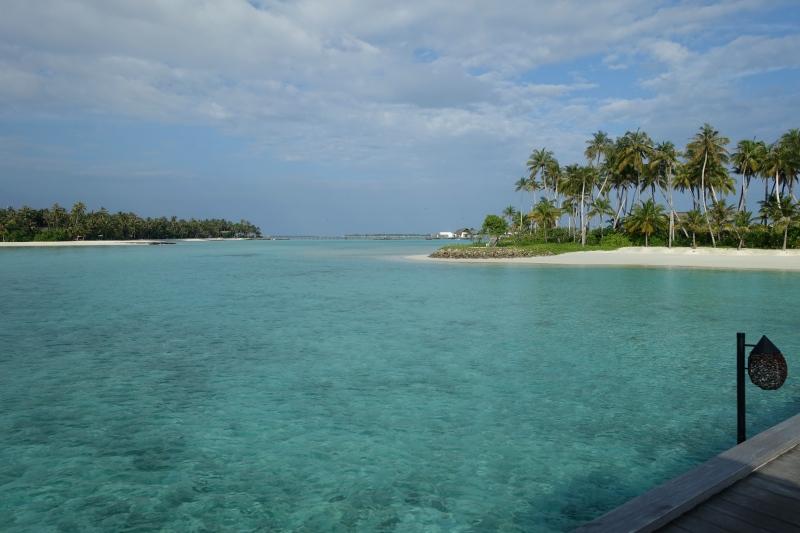 Lagoon and Beach, Cheval Blanc Randheli Review