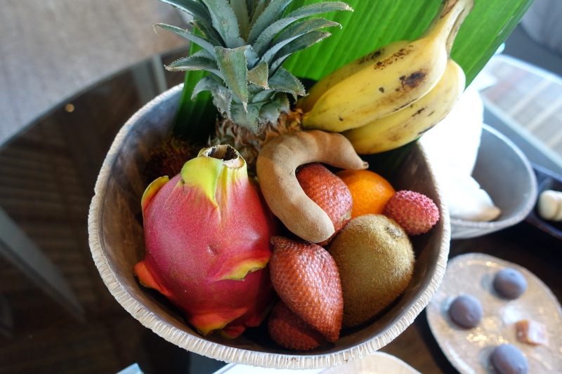 Fresh Fruit, Cheval Blanc Randheli Review