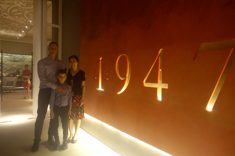 By Le 1947 Entrance, Cheval Blanc Randheli Review