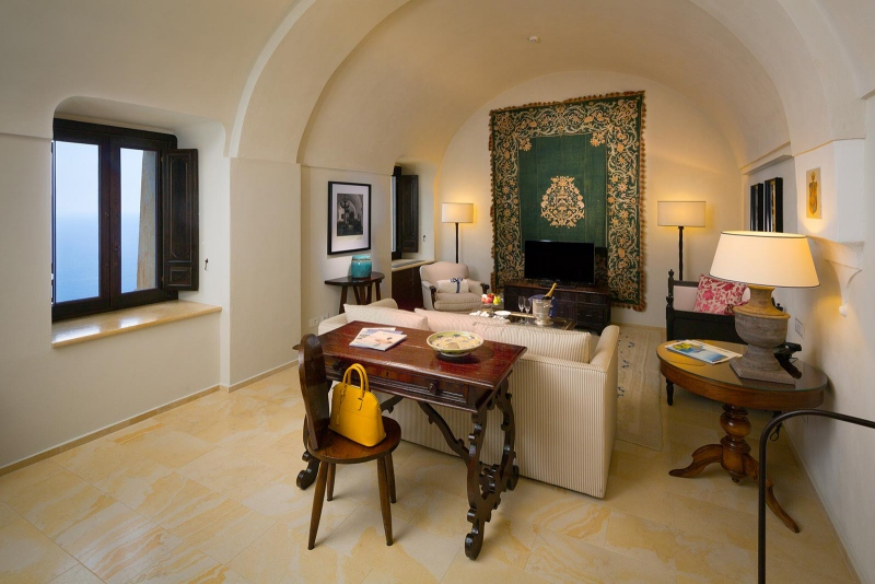 Open Space Deluxe Suite, Monastero Santa Rosa