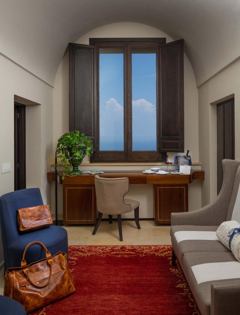 Superior Suite Sea View, Monastero Santa Rosa