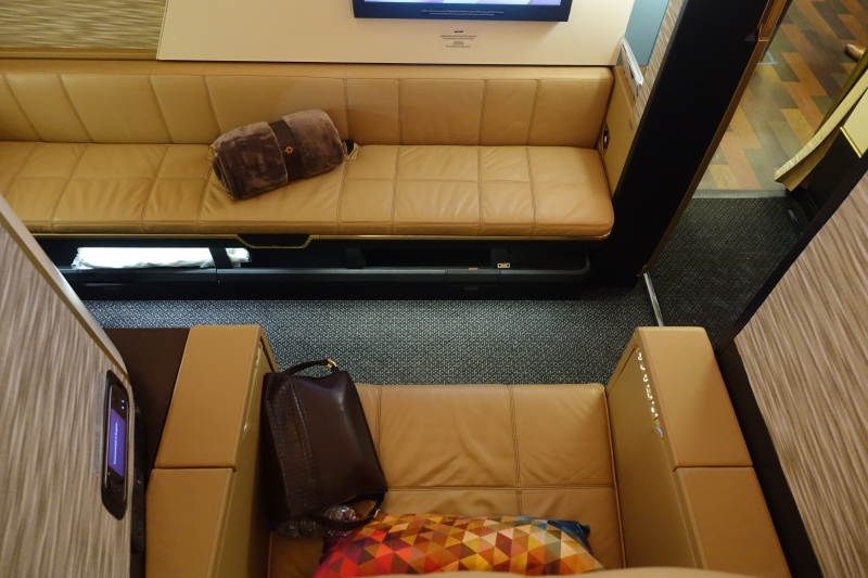 Etihad First Class Apartment A380 Review