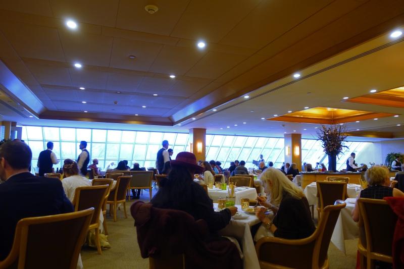 Met museum members dining room