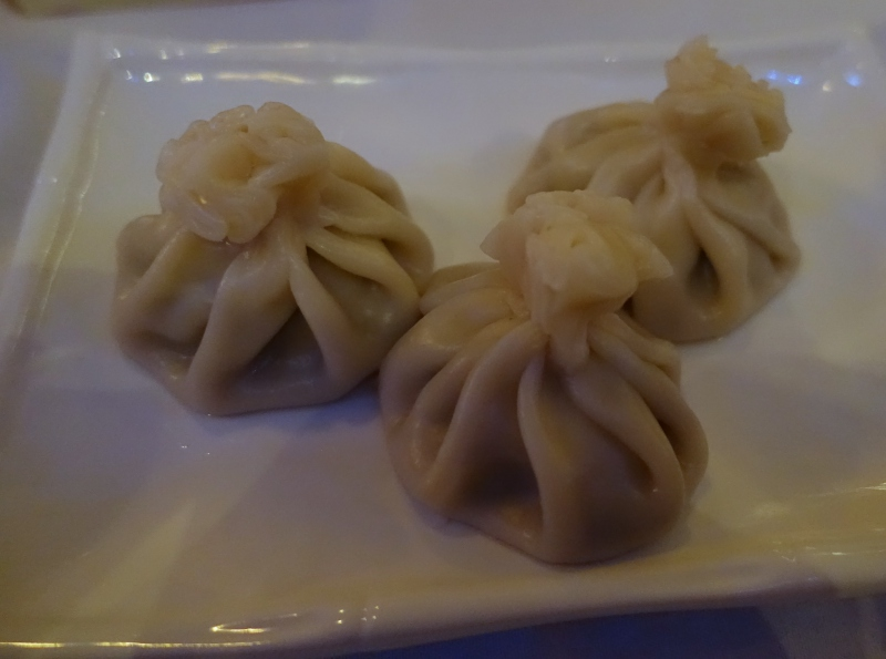 Khinkali, Red Compass NYC Review