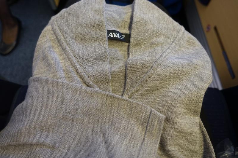 ANA First Class Sweater Gift