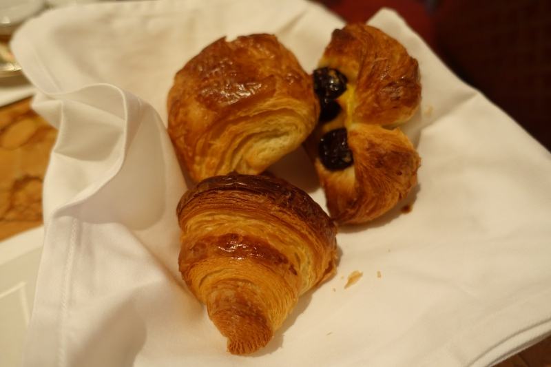 Viennoiserie Pastries, The Peninsula Tokyo Breakfast Review