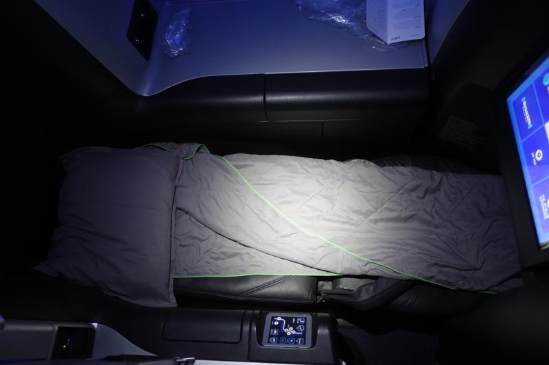 JetBlue Mint Bed, A321