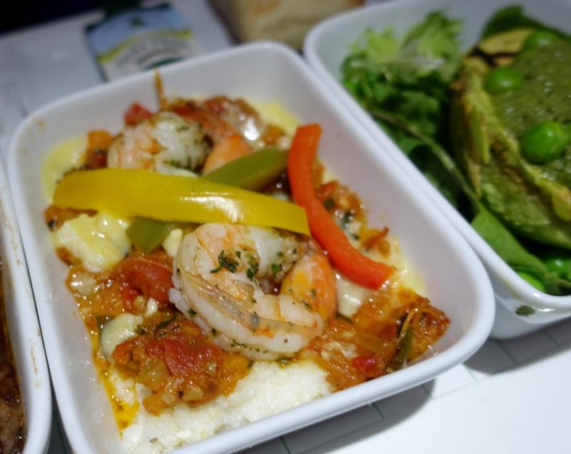 JetBlue Mint Food Inspired by Saxon + Parole