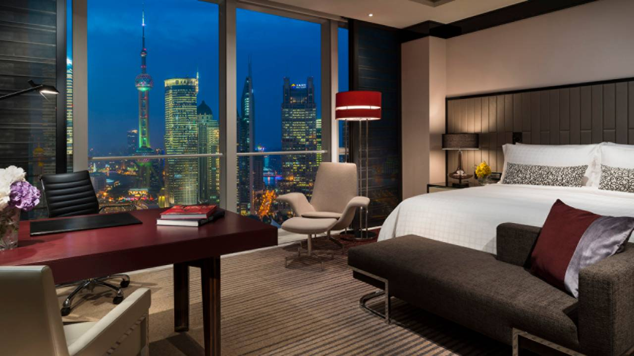 Four Seasons Shanghai at Pudong