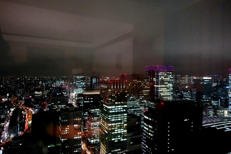 Tokyo at Night, from Aman Tokyo