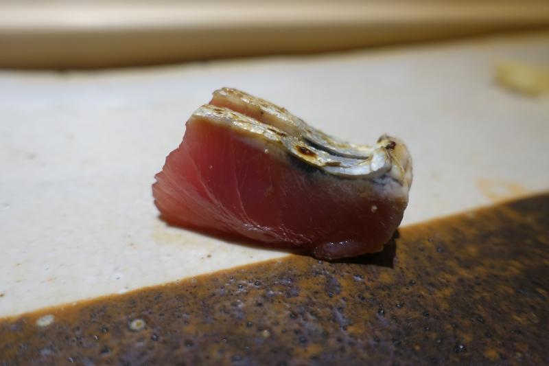 Smoked Bonito, Sushisho Masa Review