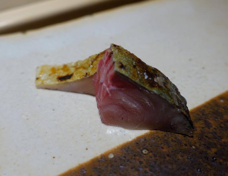 Mackerel (Saba), Sushisho Masa Review